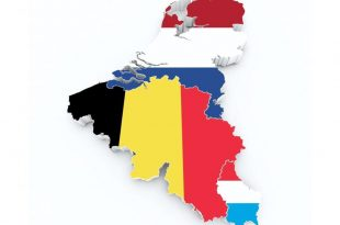 ثبت یکپارچه بنلوکس Benelux
