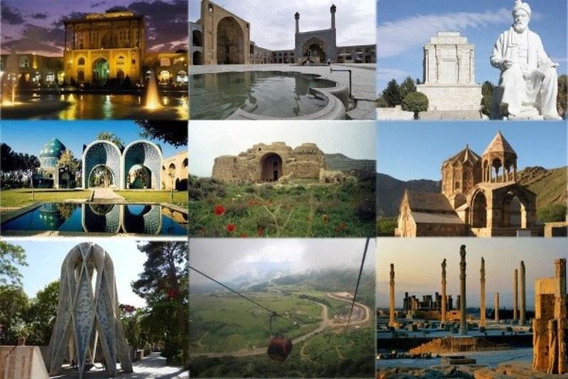 گردشگری ایران، مهر برند می خورد