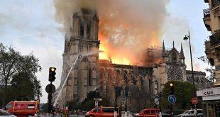 کمک ۳۴۰ میلیون دلاری صاحبان دو برند دیور و گوچی برای بازسازی کلیسای نوتردام