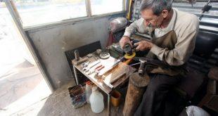 کرمانشاه برند معتبری در زمینه صنایع دستی است