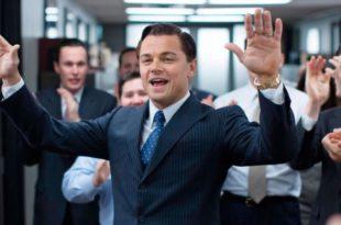 گرگ وال استریت ( The Wolf of Wall Street )