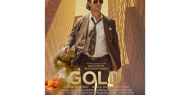 فیلم Gold