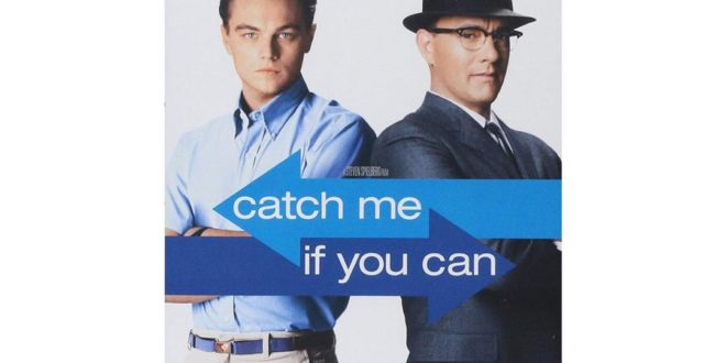 اگه میتونی منو بگیر (Catch Me If You Can)