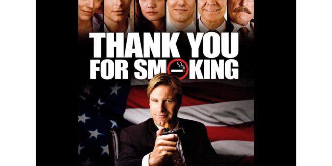 ممنونم که سیگار می کشی (Thank You for Smoking)