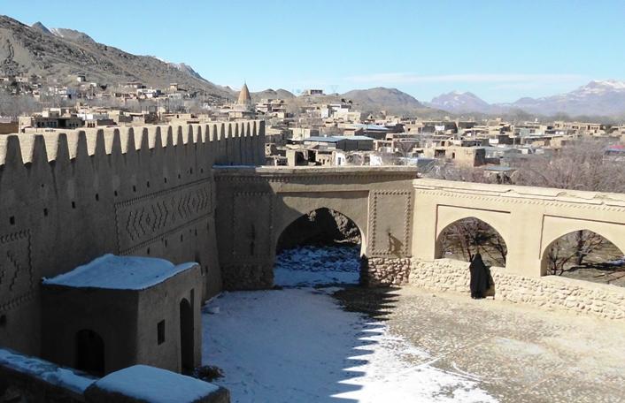 روستای وانشان در گلپایگان