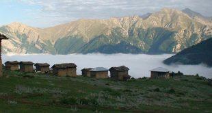روستاهای گمنام ایران