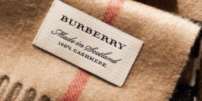 معرفی برند بِربِری (Burberry)