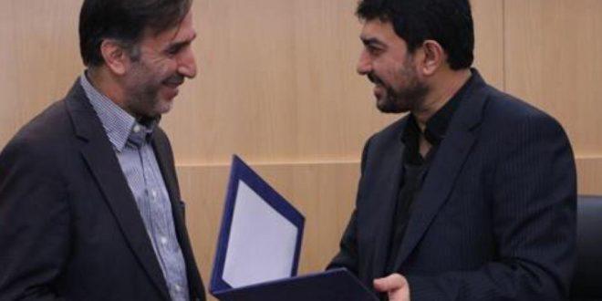 جلسه معارفه سرپرست جدید سازمان توسعه تجارت ایران