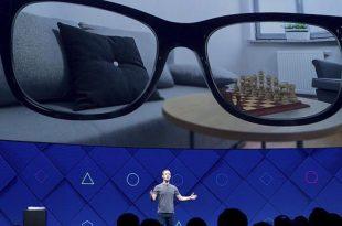 همکاری مشترک Facebook و Rey ban