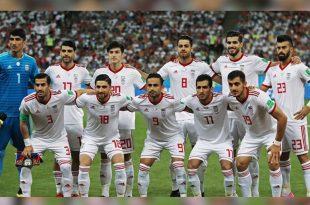 رکورد تیم ملی ایران در استفاده از برندهای مختلف برای تامین البسه