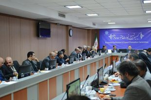 حضور سرپرست جدید سازمان توسعه تجارت کشور در اتاق بازرگانی تهران