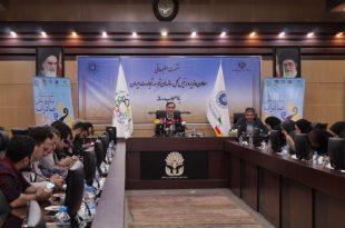 نشست مطبوعاتی معاون وزیر و رئیس کل سازمان توسعه تجارت ایران با اصحاب رسانه
