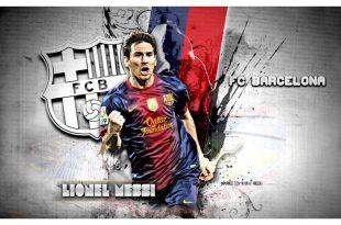 قرارداد مادام العمر برند مسی با بارسلونا