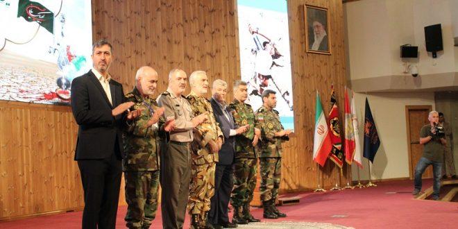 همایش تجلیل از کهن سربازان دوران دفاع مقدس (گالری عکس)