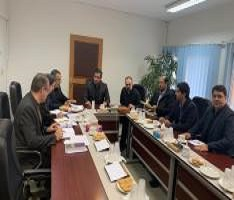 تشکیل کمیته راهبری برگزاری میزهای تخصصی تعمیق ساخت داخل