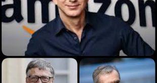 مدیران برندهای آمازون، مایکروسافت، لوئی ویتون ثروتمندان جهان