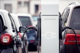 آلمان بزرگترین بازار خودروهای برقی اروپا