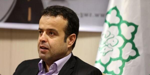 تایید کاپ به عنوان برند شهرداری تهران توسط شهردار