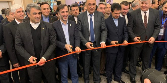 نمایشگاه اختصاصی توانمندیهای ایران در ازبکستان آغاز به کار کرد