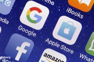 برندهایی که دیگر بهترین در اشتغال نیستند/فیس بوک، اپل، گوگل