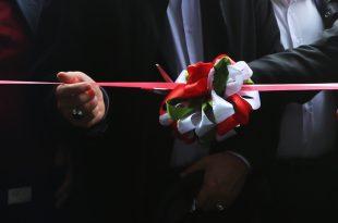 افتتاح ۲ طرح بزرگ صنعتی در استان اردبیل با حضور رئیس جمهور