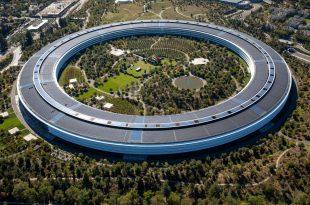 برند اپل در حال توسعه یک فناوری ماهوارهای