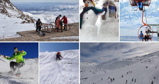 یخ گردشگری را در زمستان آب کنیم/ برند شهری زنجان