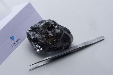 تبدیل دومین الماس بزرگ جهان به جواهرات برند لوییس ویتون