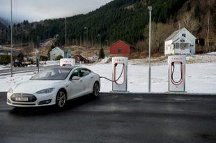 رکورد تسلا/ سهم ۴۲ درصدی خودروهای الکتریکی از بازار خودروی نروژ