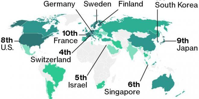 آلمان در صدر شکوفاترین اقتصادهای جهان
