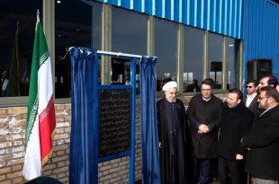 افتتاح طرح بزرگ تولید انواع کامیون در شهرستان مشگینشهر