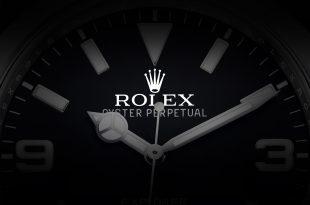 مدل رولکس در برندسازی