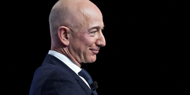 افزایش ۱۳ میلیارد دلاری ثروت مالک برند آمازون تنها در ۱۵ دقیقه