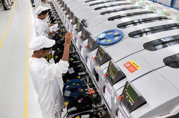 توقف تولید گوشیهای برند اپل در هند