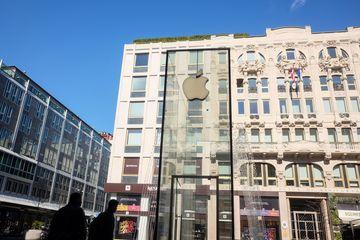 تعطیل شدن ۱۷ فروشگاه برند اپل در ایتالیا