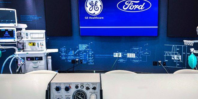 برند فورد، دستگاه تهویه هوا تولید میکند
