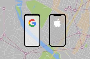 برند اپل و برند گوگل برای مقابله با گسترش ویروس کرونا همکاری میکنند
