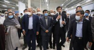 دستورات ویژه سرپرست وزارت صمت بعد از بهرهبرداری از بافت بلوچ