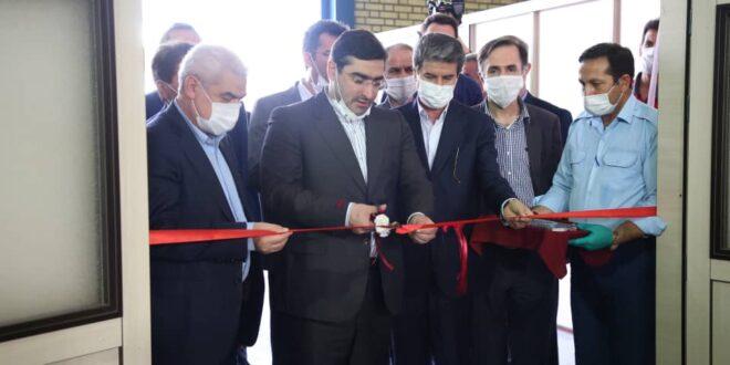 افتتاح واحد صنعتی ابزار جراحان ارومیه با حضور معاونین وزیر صمت در آذربایجان غربی