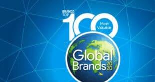 گزارش جدید BRANDZ برترینهای برندهای ۲۰۲۰ دنیا (+فیلم)