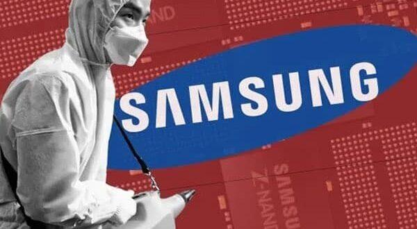 تعطیلی کارخانه تولید رایانه برند سامسونگ در چین