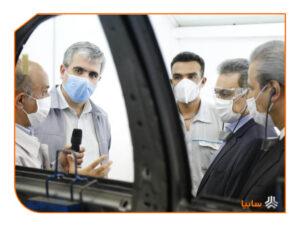 همکاری دو برند ایرانی/بانک ملت و سایپا
