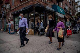 بحران شیوع کرونا نیویورک را به زانو در آورد