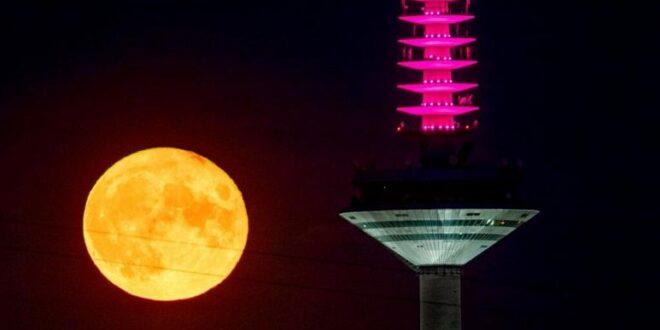 ناسا با برند نوکیا شبکه نسل چهارم را در کره ماه راهاندازی میکند
