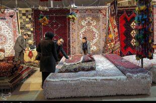 فرش دستباف جهان  را با برند ایران