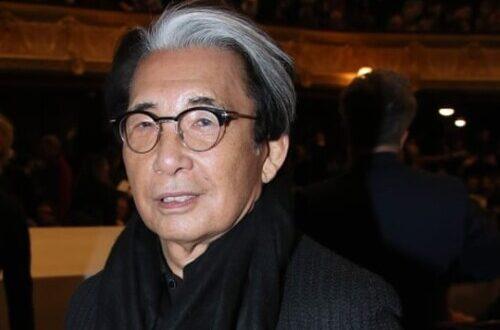 کنزو تاکادا طراح مُد مشهور ژاپنی و صاحب برند کنزو براثر کرونا درگذشت