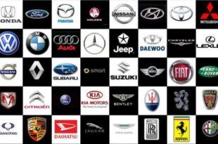 مقایسه تولید برندهای خودروی ایران با جهان