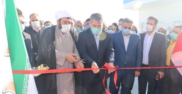 """بزرگترین واحد تولید کنسرو ماهی خاورمیانه در ساوه/برند """"طبیعت"""""""