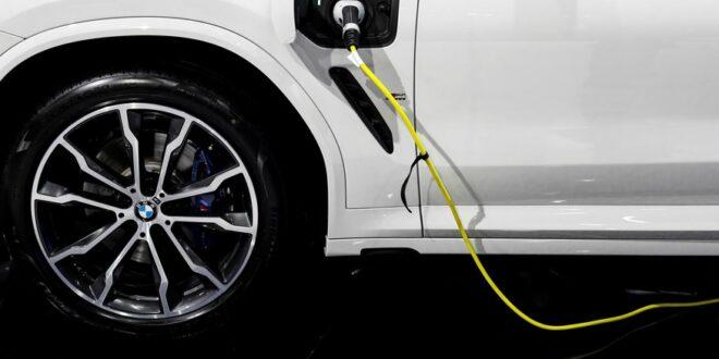 سرمایه گذاری برند بی.ام.و روی تولید خودروهای برقی