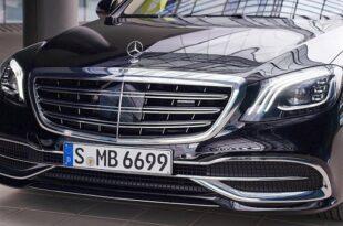 برند میباخ در لیست لوکس ترین خودرویی جهان قرار گرفت